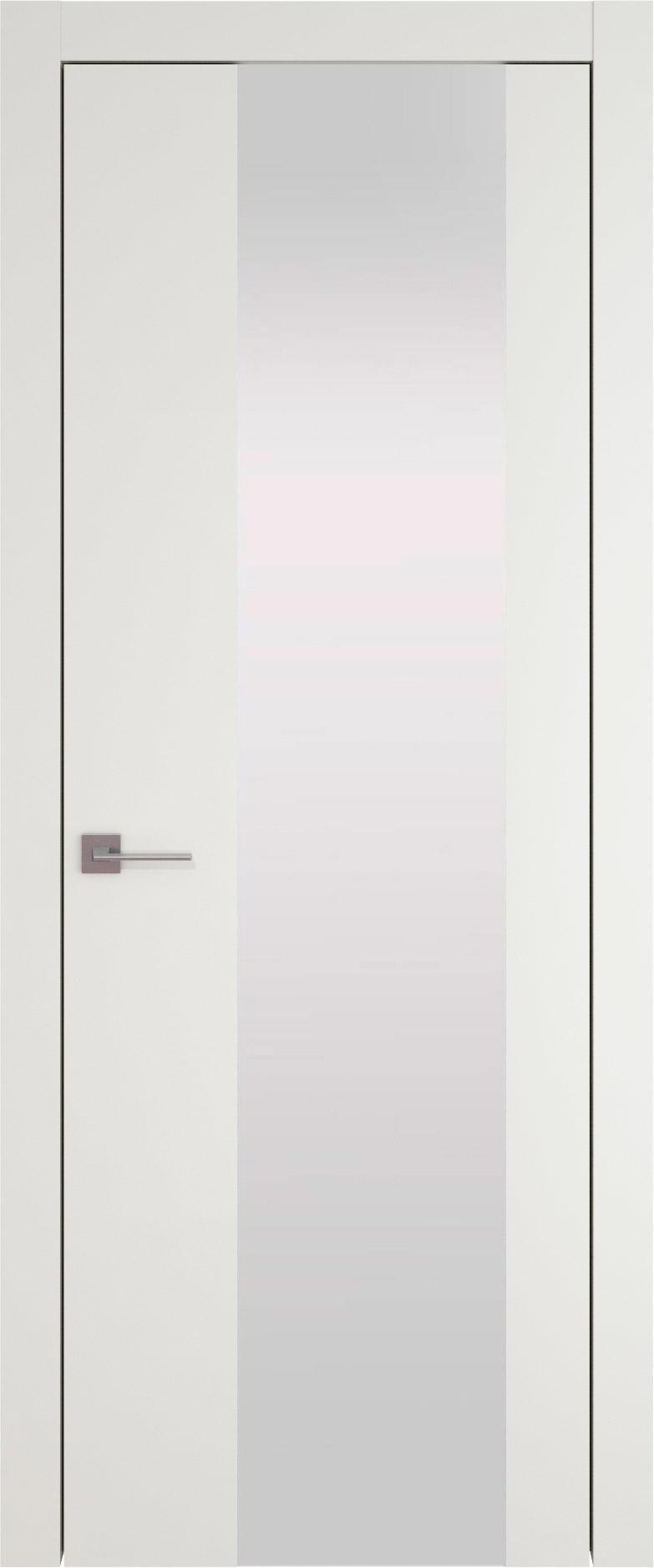 Tivoli Е-1 цвет - Бежевая эмаль (RAL 9010) Со стеклом (ДО)