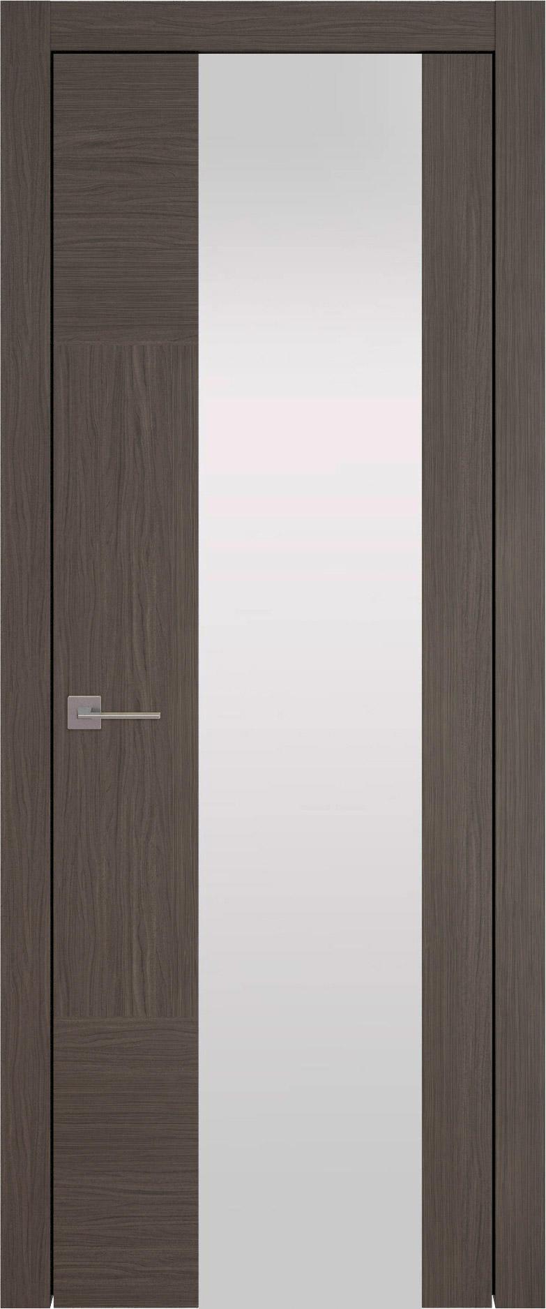 Tivoli Е-1 цвет - Дуб графит Со стеклом (ДО)