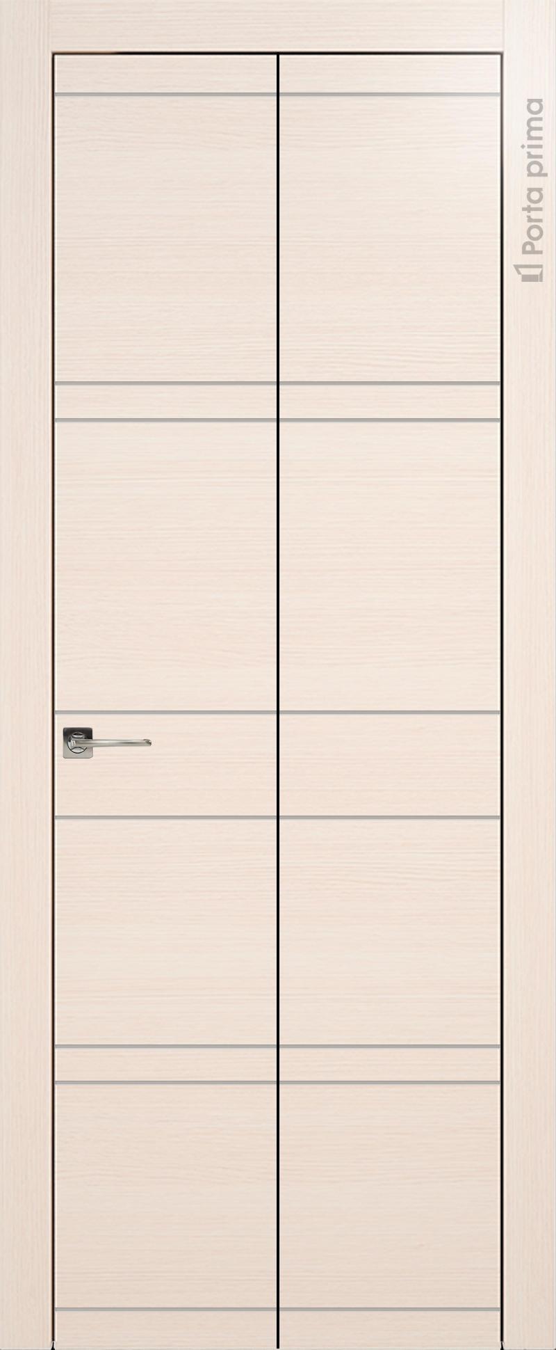 Tivoli Е-2 Книжка цвет - Беленый дуб Без стекла (ДГ)