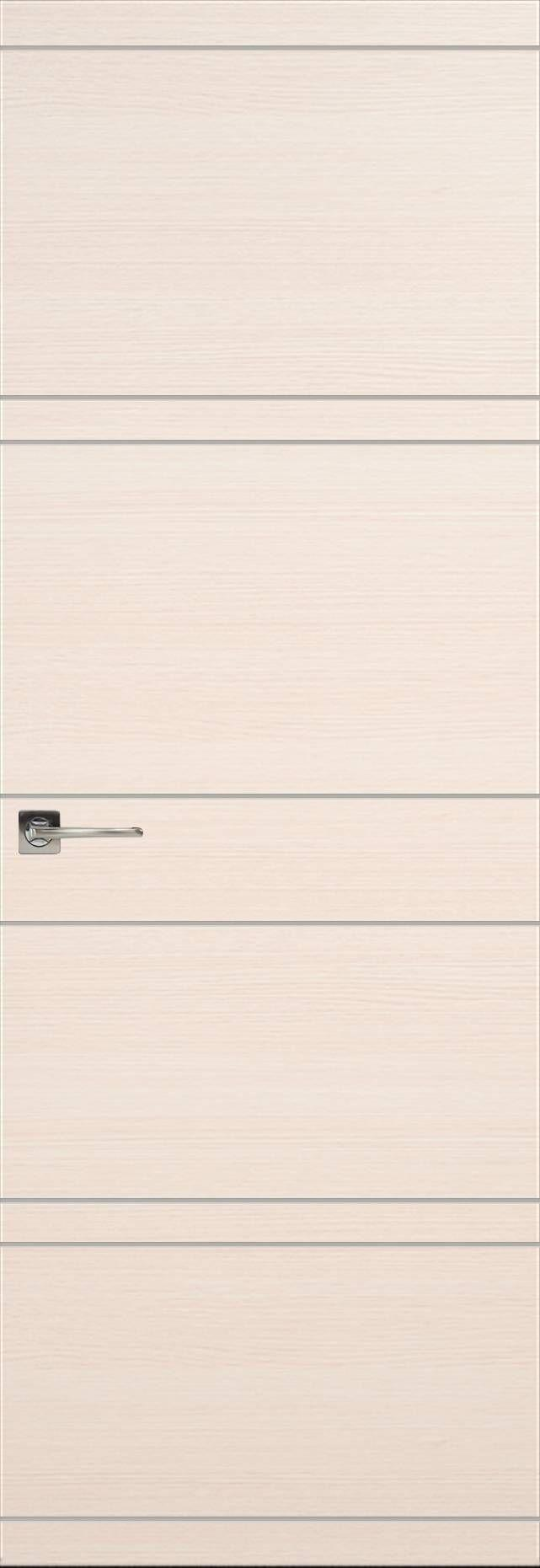 Tivoli Е-2 Невидимка цвет - Беленый дуб Без стекла (ДГ)