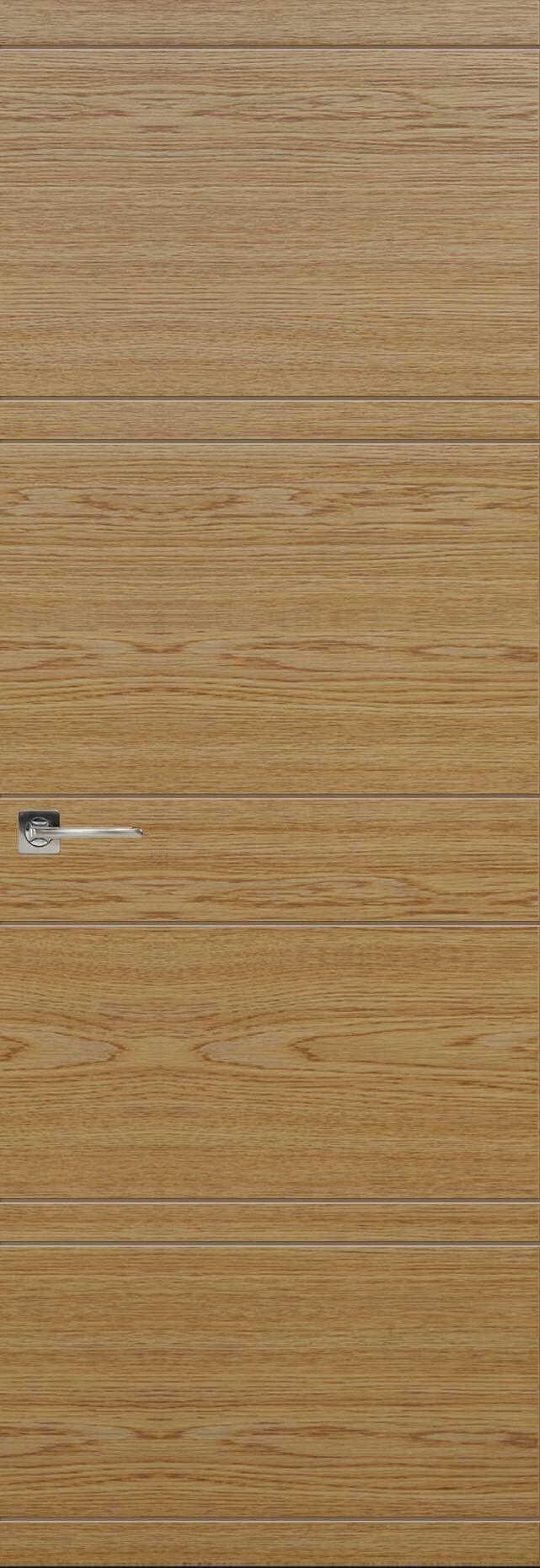Tivoli Е-2 Невидимка цвет - Дуб карамель Без стекла (ДГ)