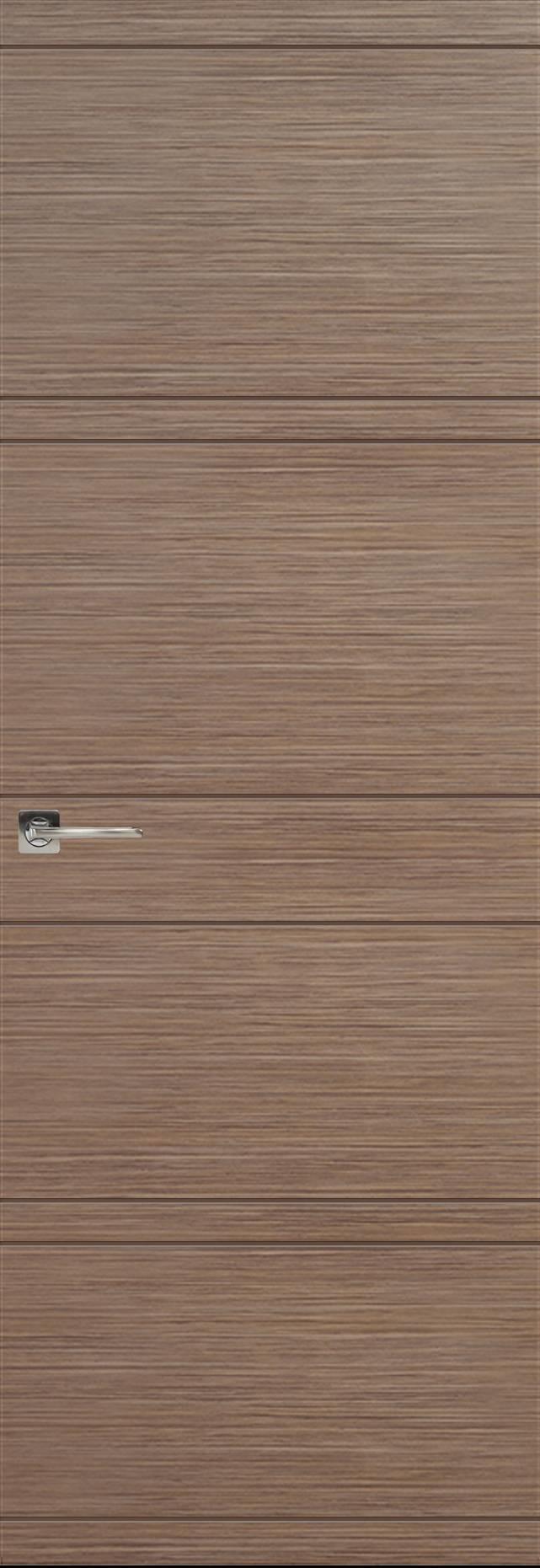 Tivoli Е-2 Невидимка цвет - Орех Без стекла (ДГ)