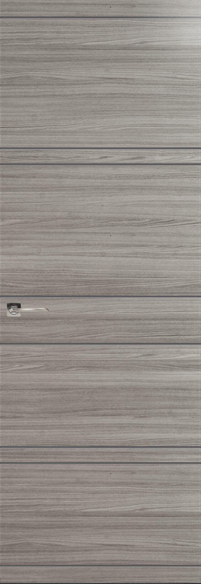 Tivoli Е-2 Невидимка цвет - Орех пепельный Без стекла (ДГ)