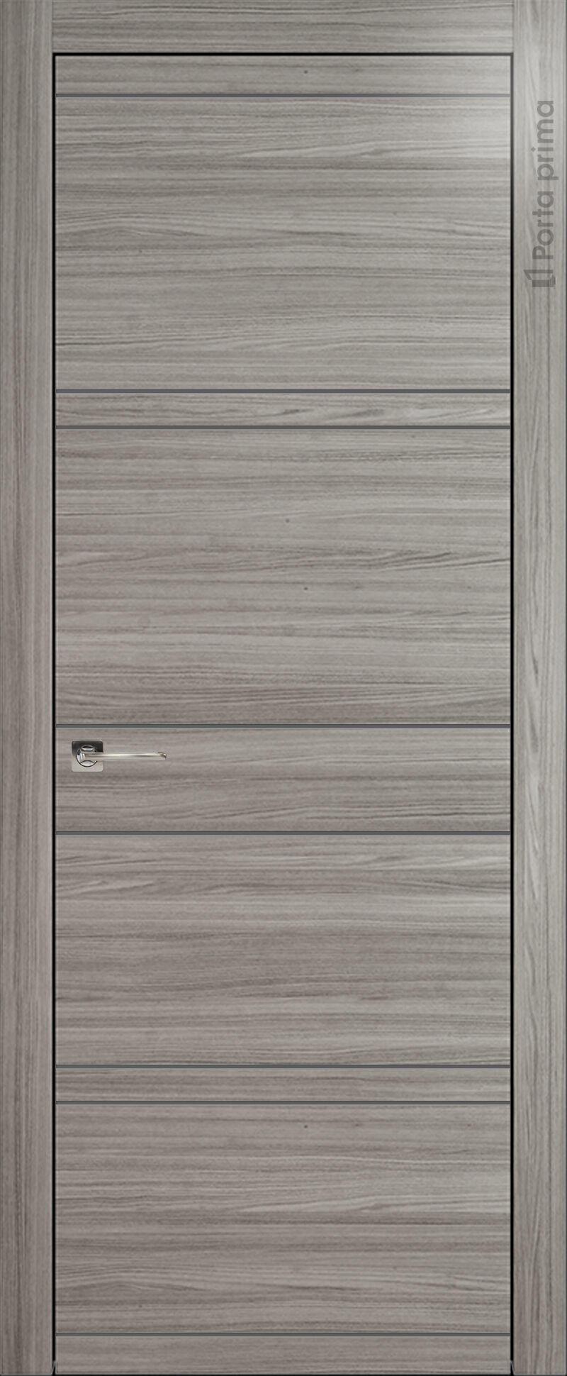 Tivoli Е-2 цвет - Орех пепельный Без стекла (ДГ)