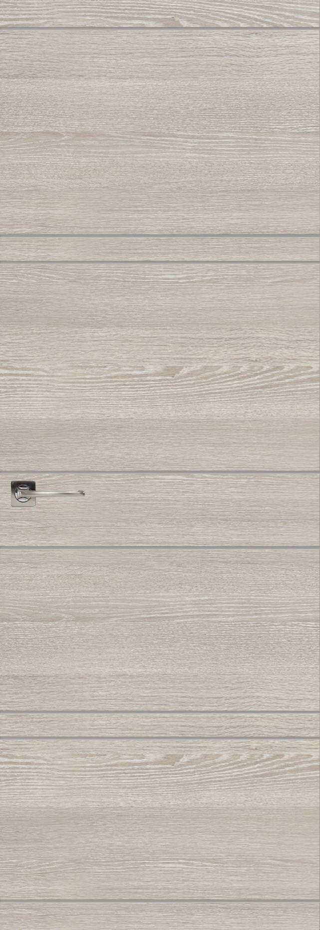 Tivoli Е-2 Invisible цвет - Серый дуб Без стекла (ДГ)