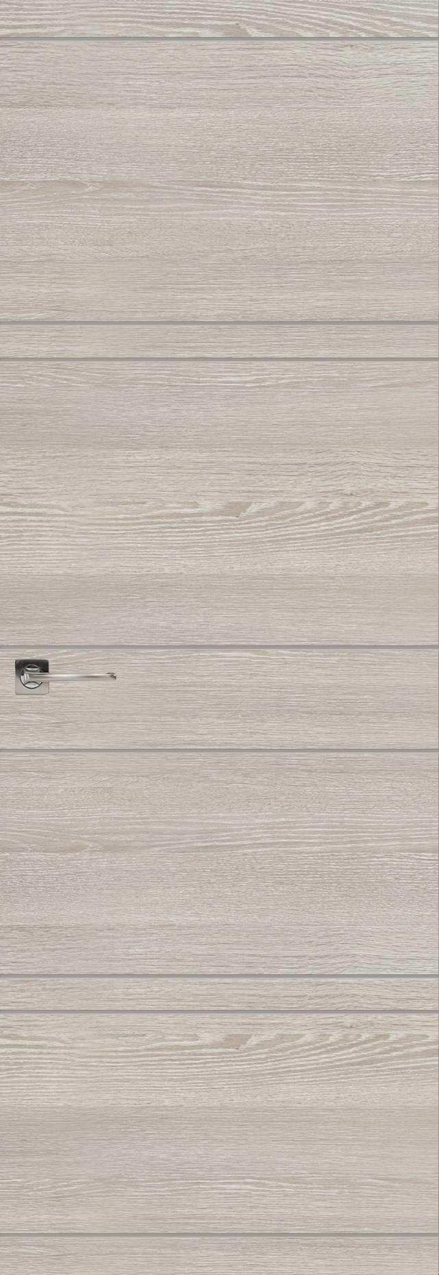 Tivoli Е-2 Невидимка цвет - Серый дуб Без стекла (ДГ)