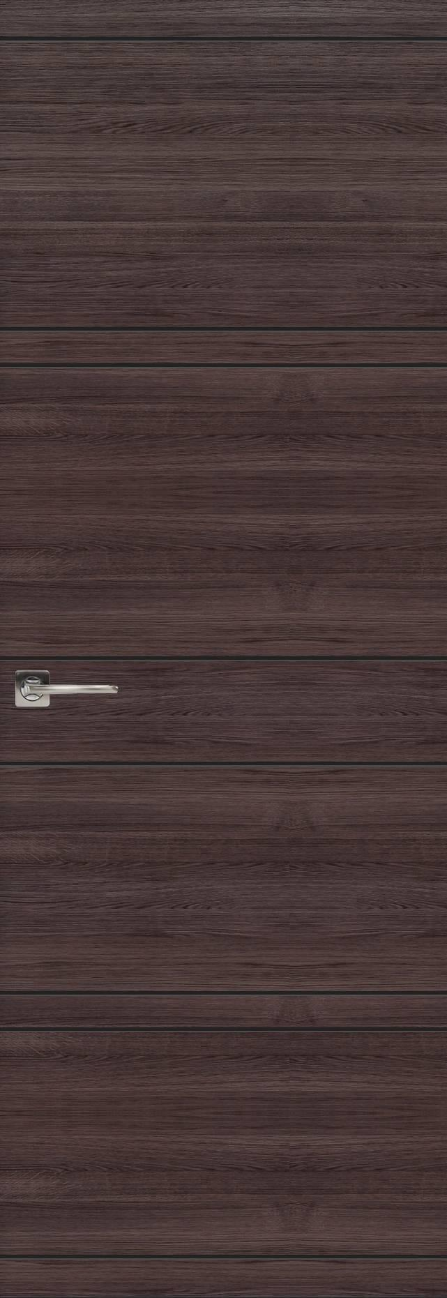 Tivoli Е-2 Invisible цвет - Венге Нуар Без стекла (ДГ)