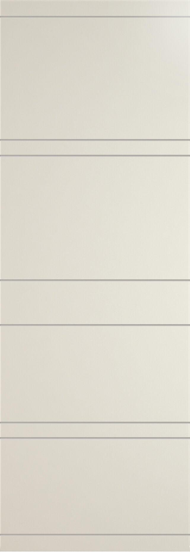 Tivoli Е-2 Invisible цвет - Жемчужная эмаль Без стекла (ДГ)