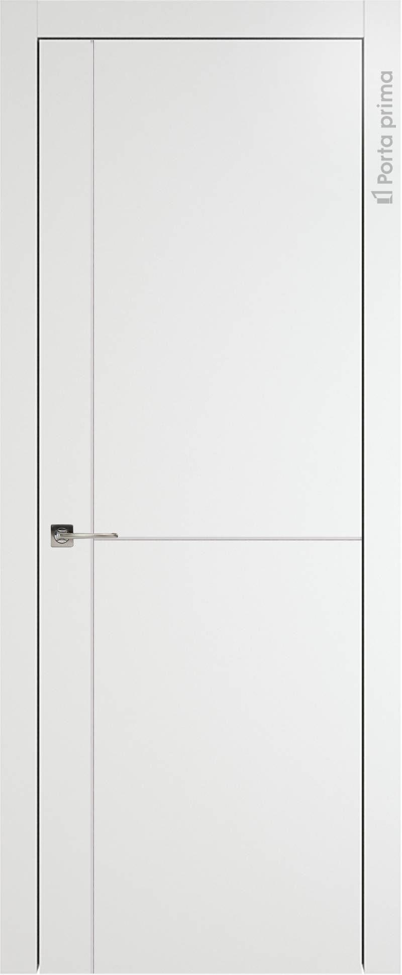 Tivoli Е-3 цвет - Белая эмаль (RAL 9003) Без стекла (ДГ)