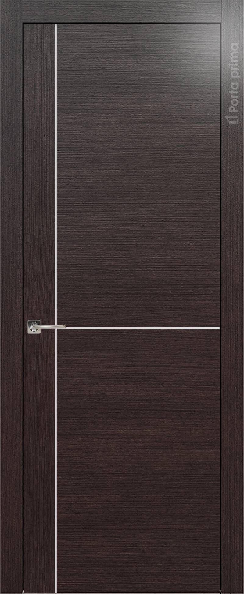 Tivoli Е-3 цвет - Венге Шоколад Без стекла (ДГ)