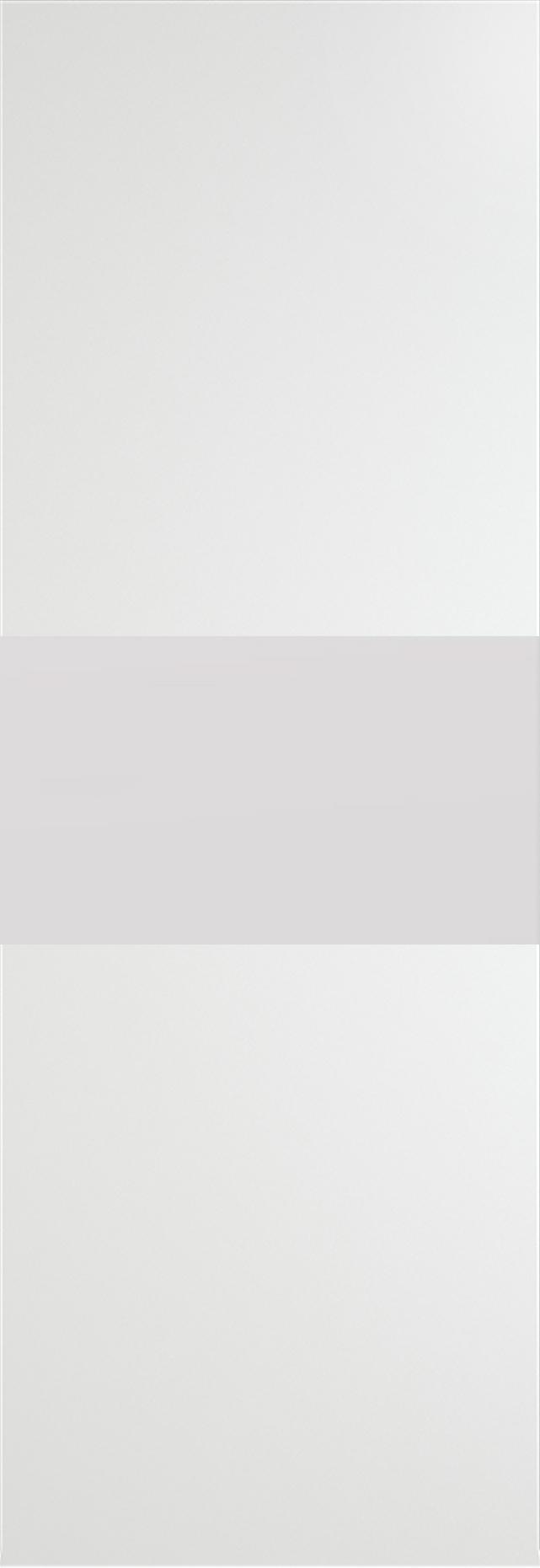 Tivoli Е-4 Invisible цвет - Белая эмаль Без стекла (ДГ)