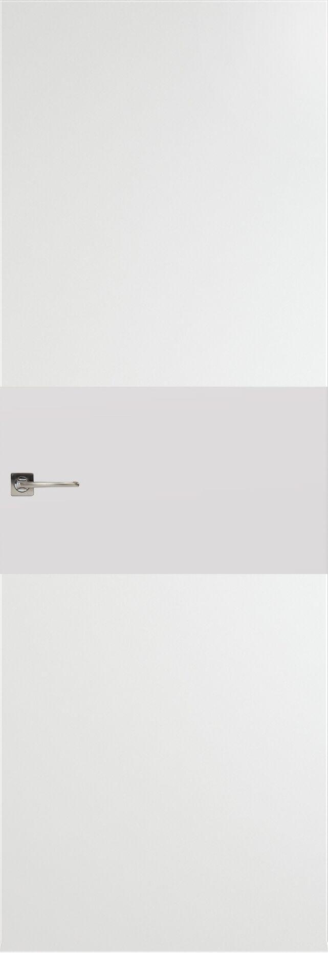 Tivoli Е-4 Невидимка цвет - Белая эмаль Без стекла (ДГ)