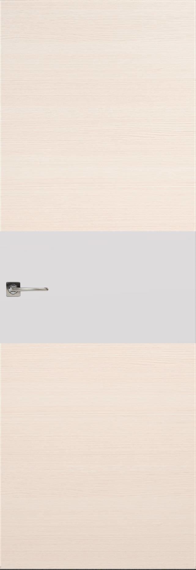 Tivoli Е-4 Invisible цвет - Беленый дуб Без стекла (ДГ)