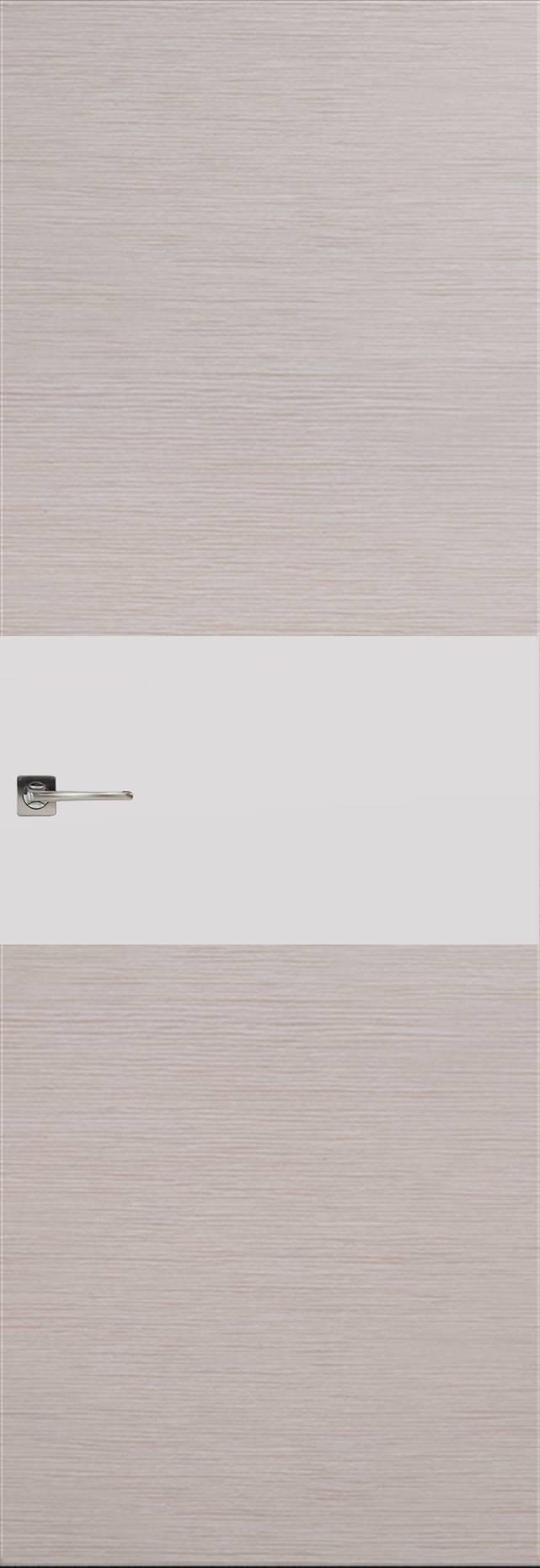 Tivoli Е-4 Невидимка цвет - Дымчатый дуб Без стекла (ДГ)