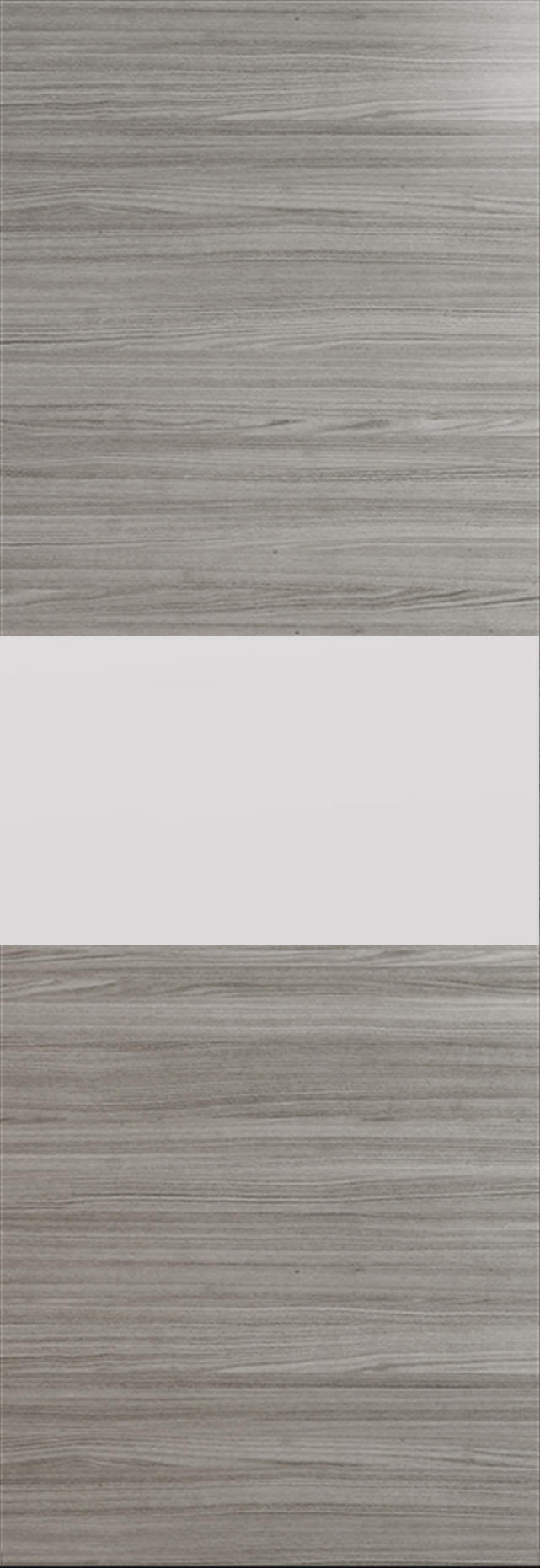 Tivoli Е-4 Invisible цвет - Орех пепельный Без стекла (ДГ)