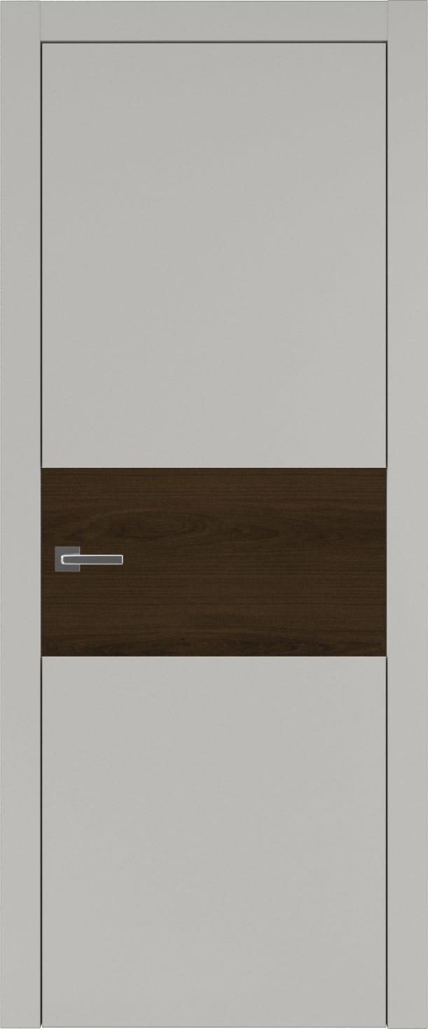 Tivoli Е-4 цвет - Серая эмаль (RAL 7047) Без стекла (ДГ)