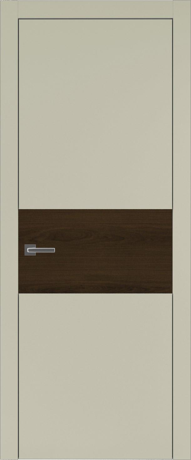 Tivoli Е-4 цвет - Серо-оливковая эмаль (RAL 7032) Без стекла (ДГ)