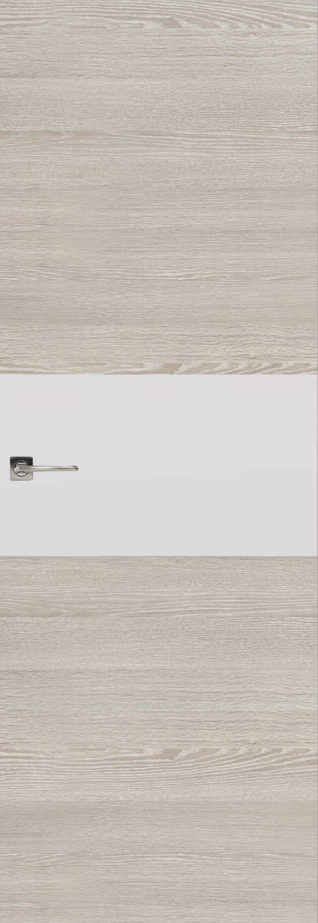 Tivoli Е-4 Невидимка цвет - Серый дуб Без стекла (ДГ)