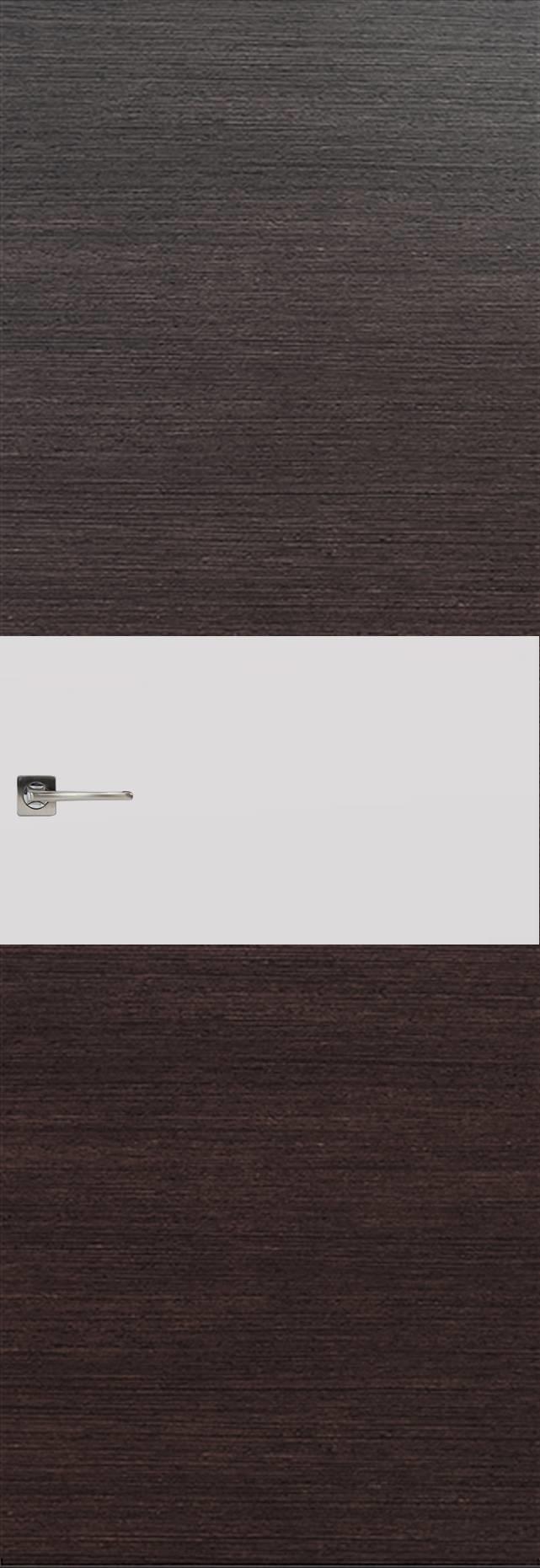 Tivoli Е-4 Invisible цвет - Венге Шоколад Без стекла (ДГ)