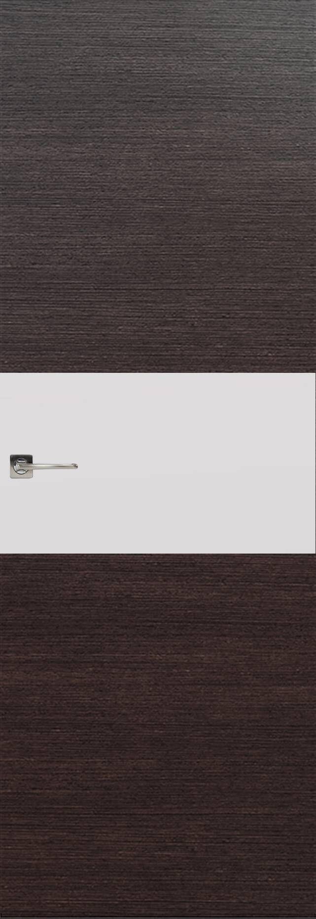 Tivoli Е-4 Невидимка цвет - Венге Шоколад Без стекла (ДГ)