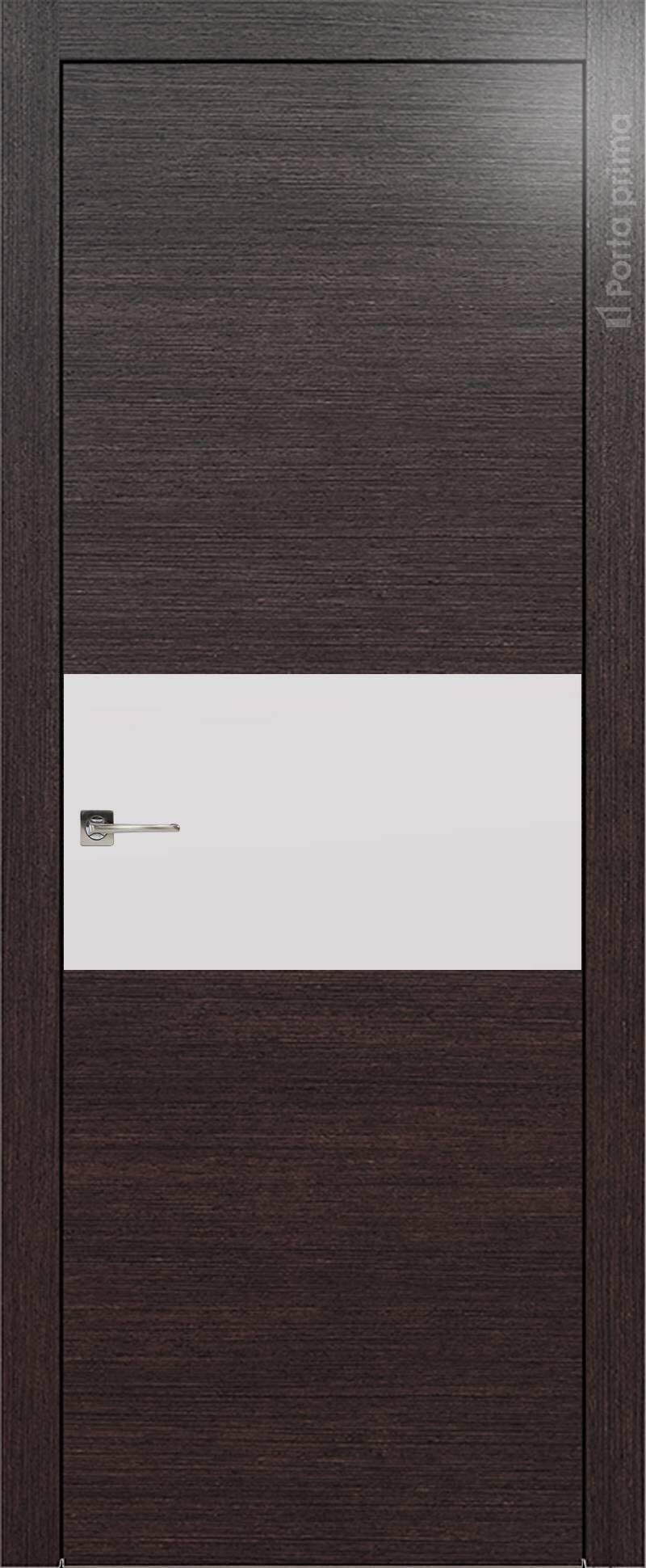 Tivoli Е-4 цвет - Венге Шоколад Без стекла (ДГ)