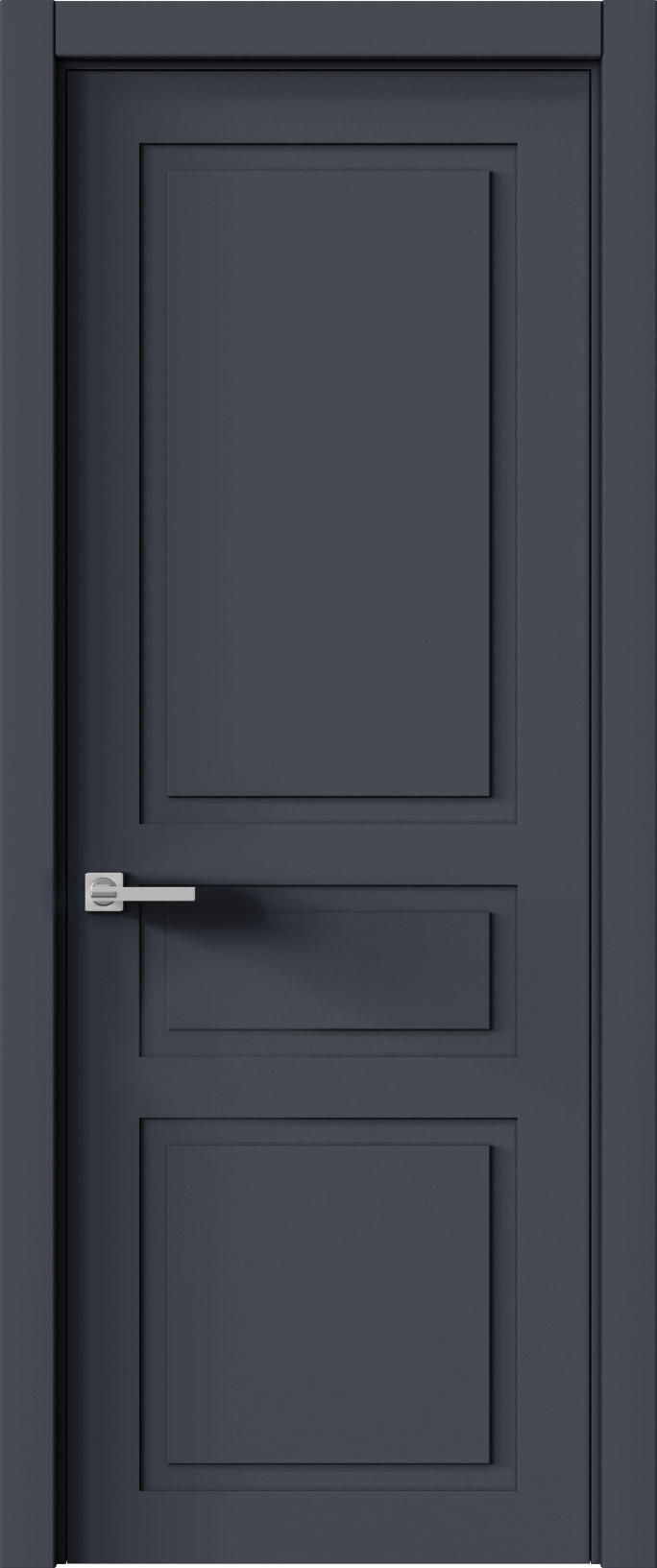 Tivoli Е-5 цвет - Графитово-серая эмаль (RAL 7024) Без стекла (ДГ)