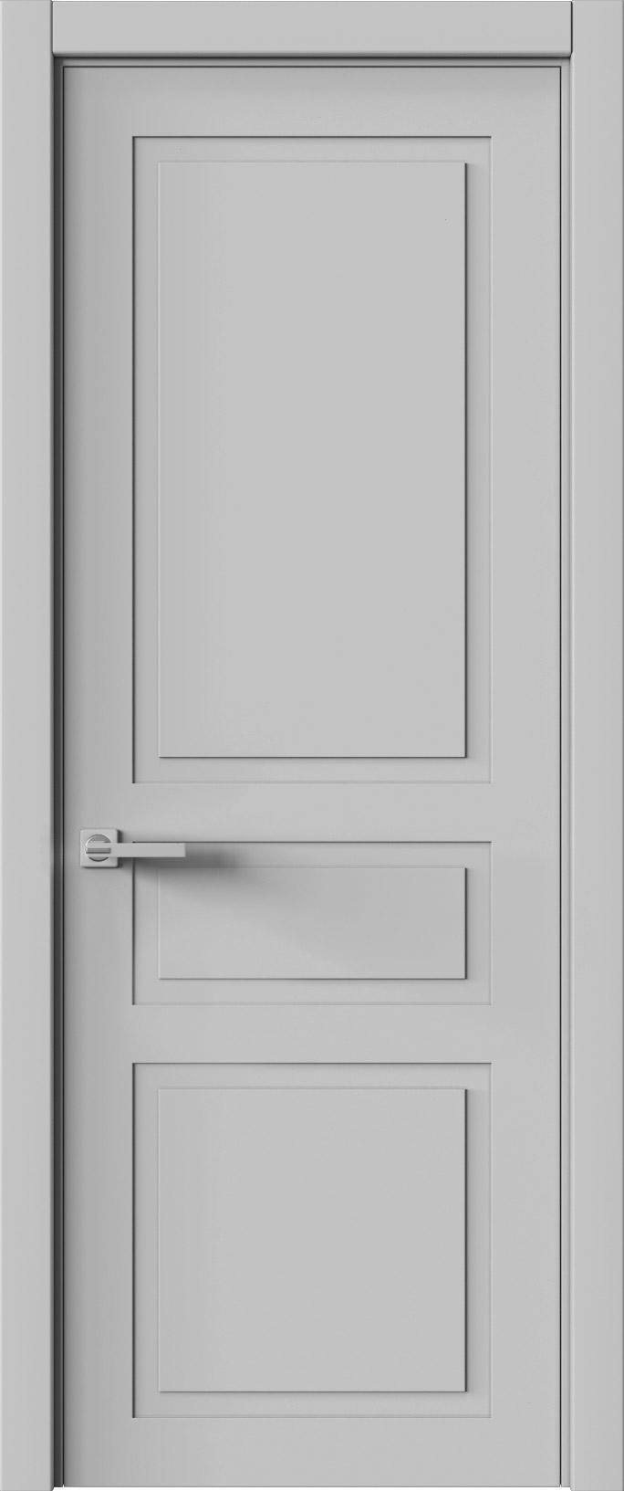 Tivoli Е-5 цвет - Серая эмаль (RAL 7047) Без стекла (ДГ)