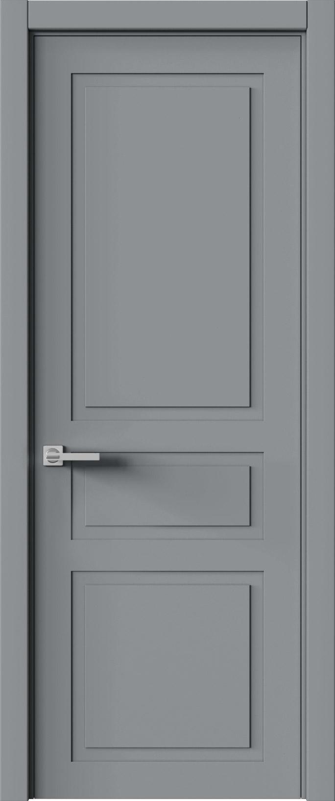 Tivoli Е-5 цвет - Серебристо-серая эмаль (RAL 7045) Без стекла (ДГ)