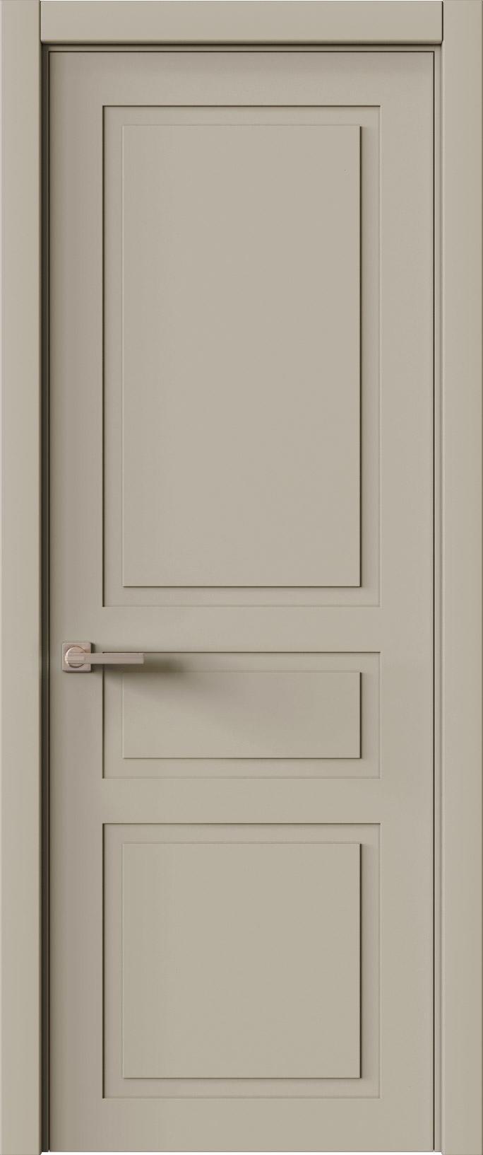 Tivoli Е-5 цвет - Серо-оливковая эмаль (RAL 7032) Без стекла (ДГ)