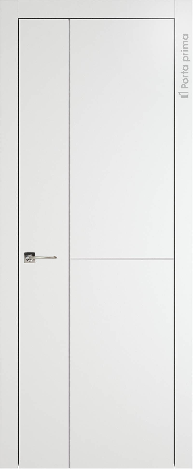 Tivoli Г-1 цвет - Белая эмаль (RAL 9003) Без стекла (ДГ)