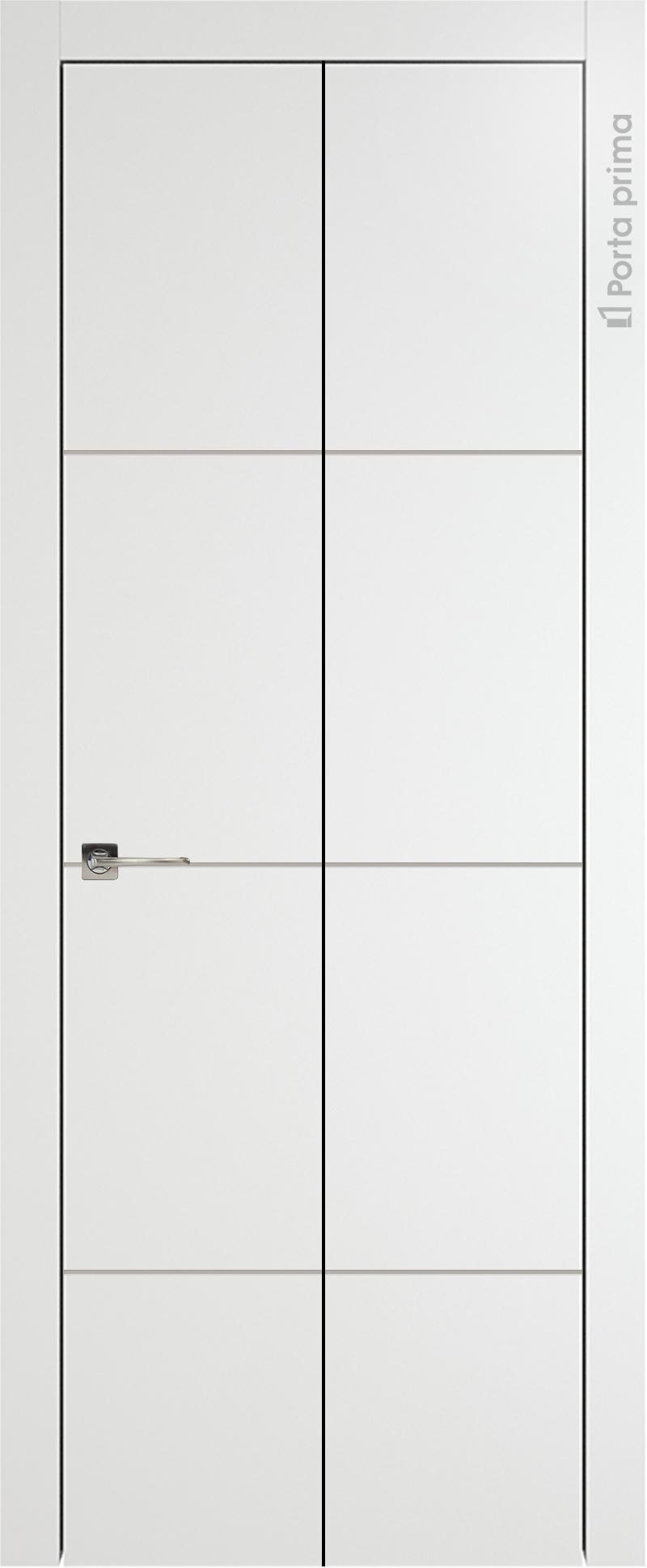 Tivoli Г-2 Книжка цвет - Белая эмаль Без стекла (ДГ)