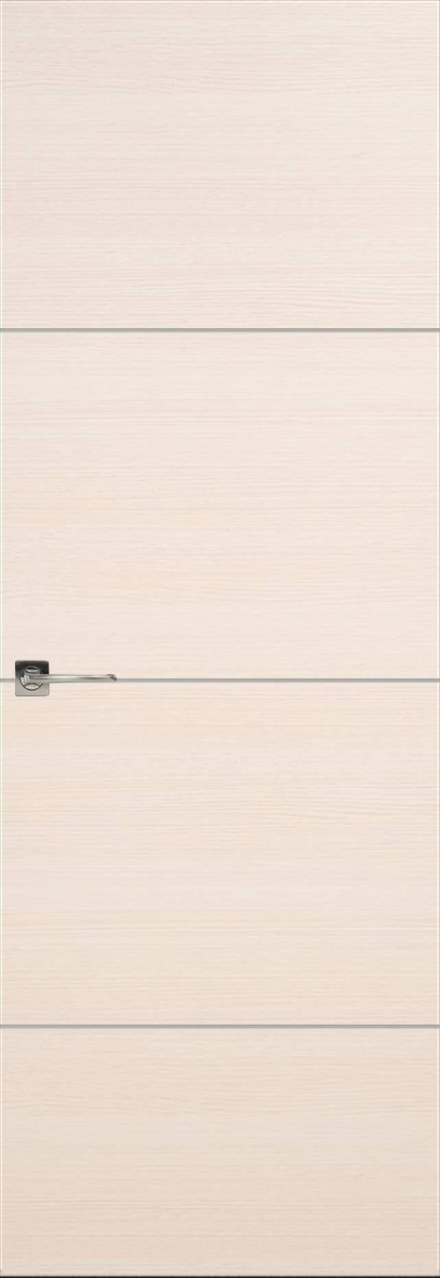 Tivoli Г-2 Invisible цвет - Беленый дуб Без стекла (ДГ)