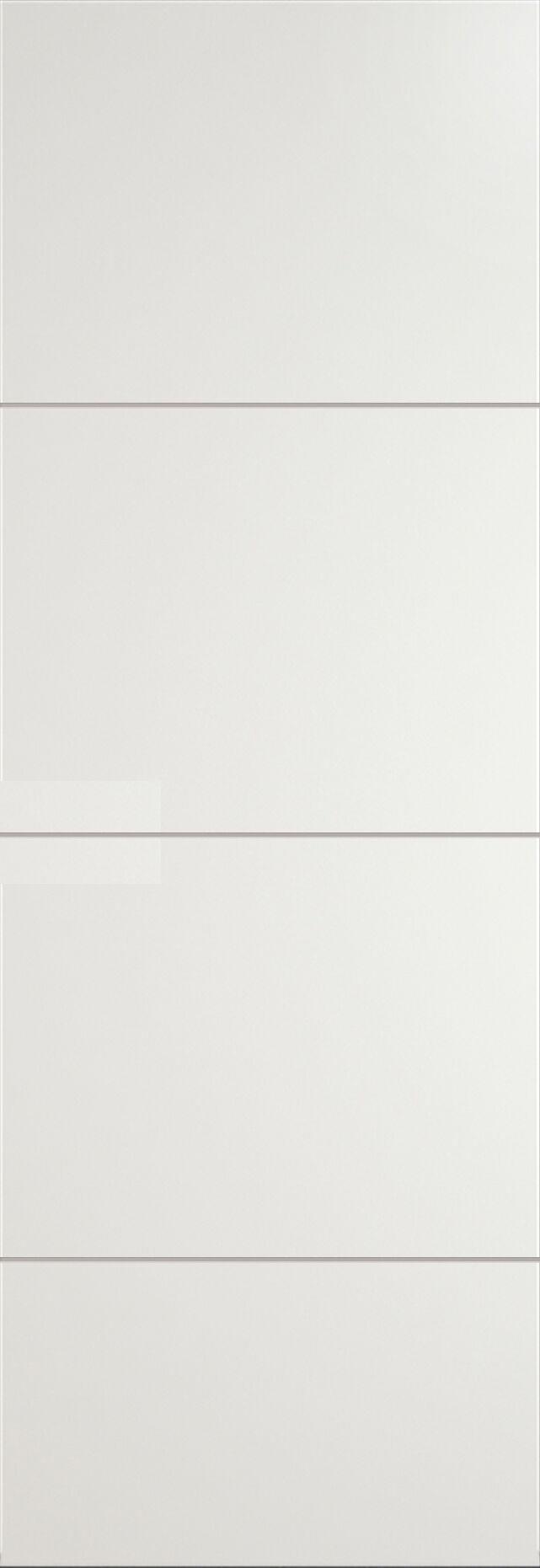 Tivoli Г-2 Invisible цвет - Бежевая эмаль Без стекла (ДГ)