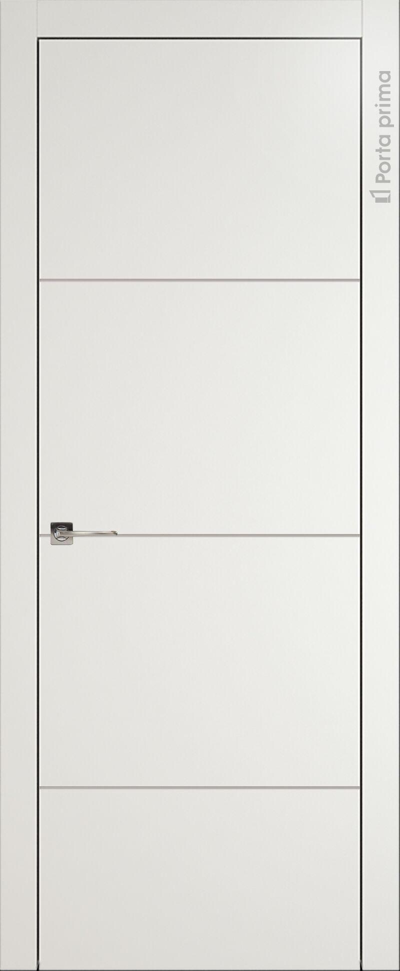 Tivoli Г-2 цвет - Бежевая эмаль (RAL 9010) Без стекла (ДГ)