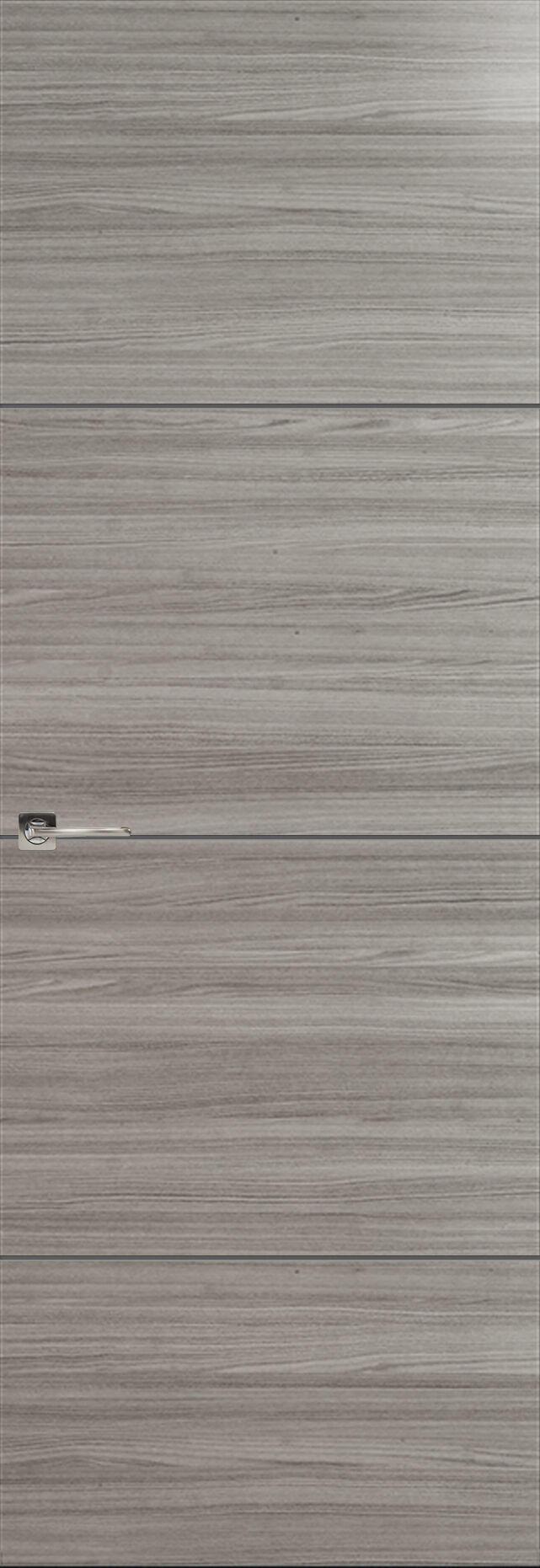 Tivoli Г-2 Невидимка цвет - Орех пепельный Без стекла (ДГ)