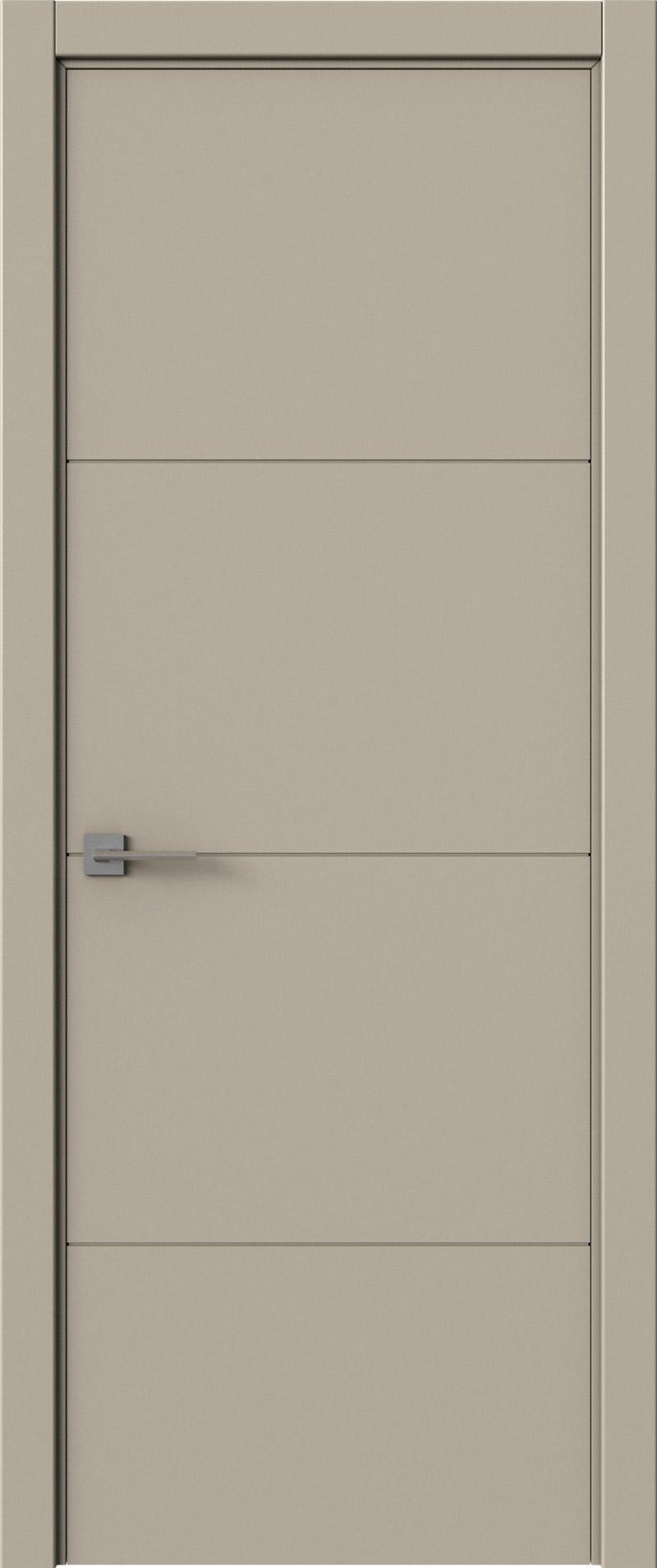 Tivoli Г-2 цвет - Серо-оливковая эмаль (RAL 7032) Без стекла (ДГ)