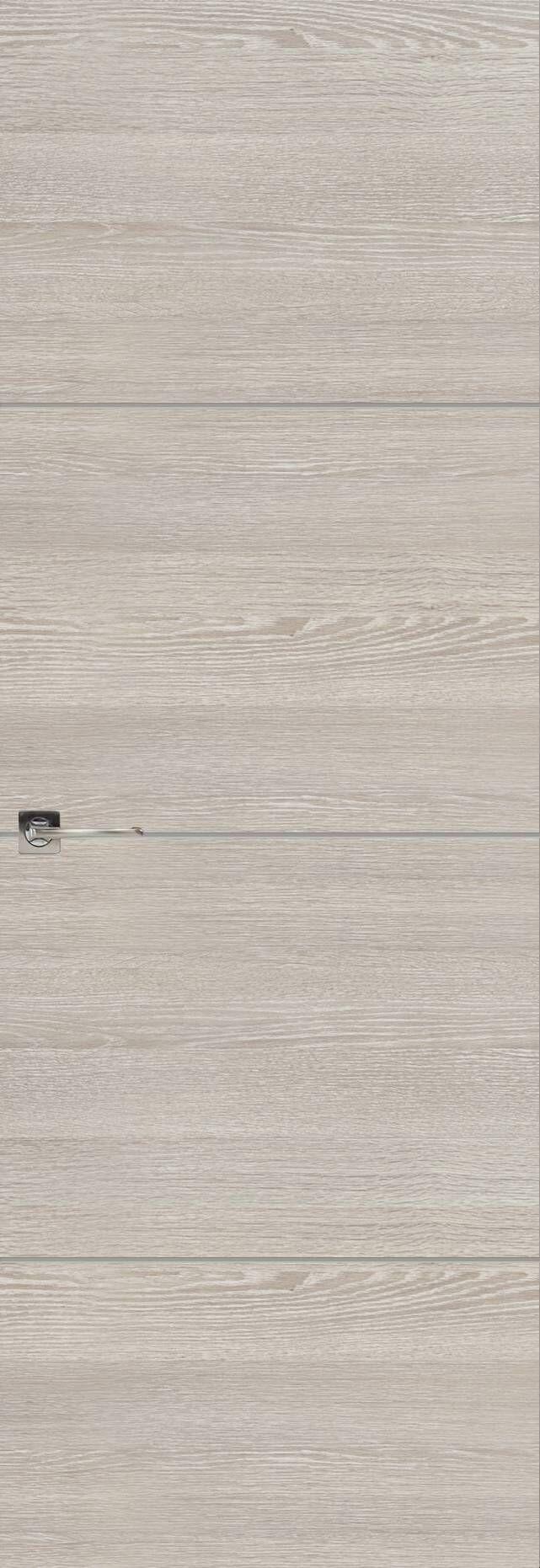 Tivoli Г-2 Invisible цвет - Серый дуб Без стекла (ДГ)