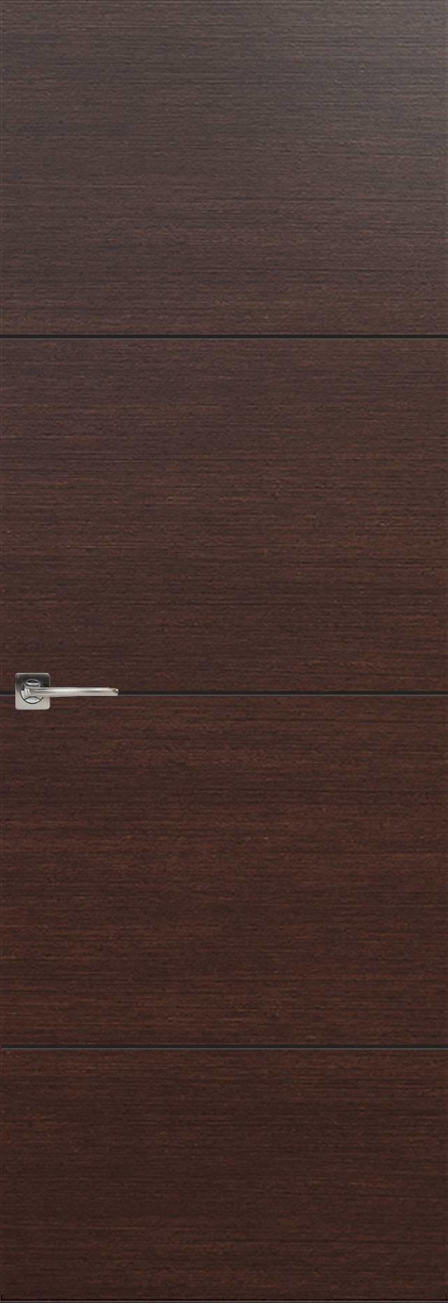 Tivoli Г-2 Invisible цвет - Венге Без стекла (ДГ)