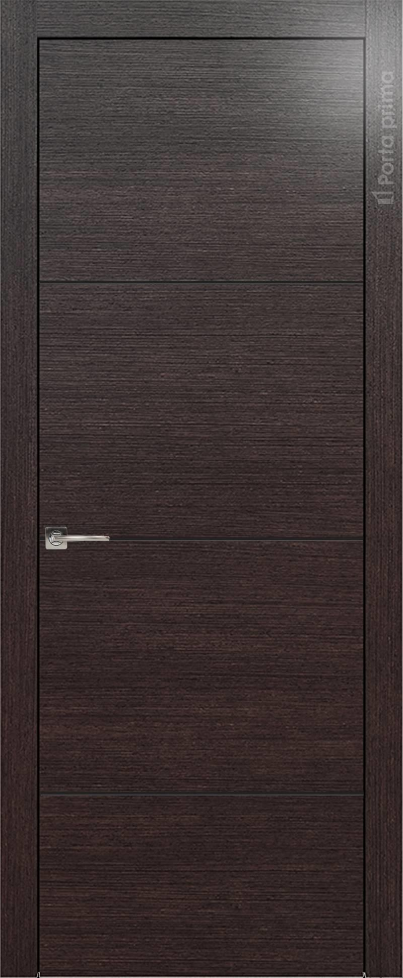 Tivoli Г-2 цвет - Венге Шоколад Без стекла (ДГ)