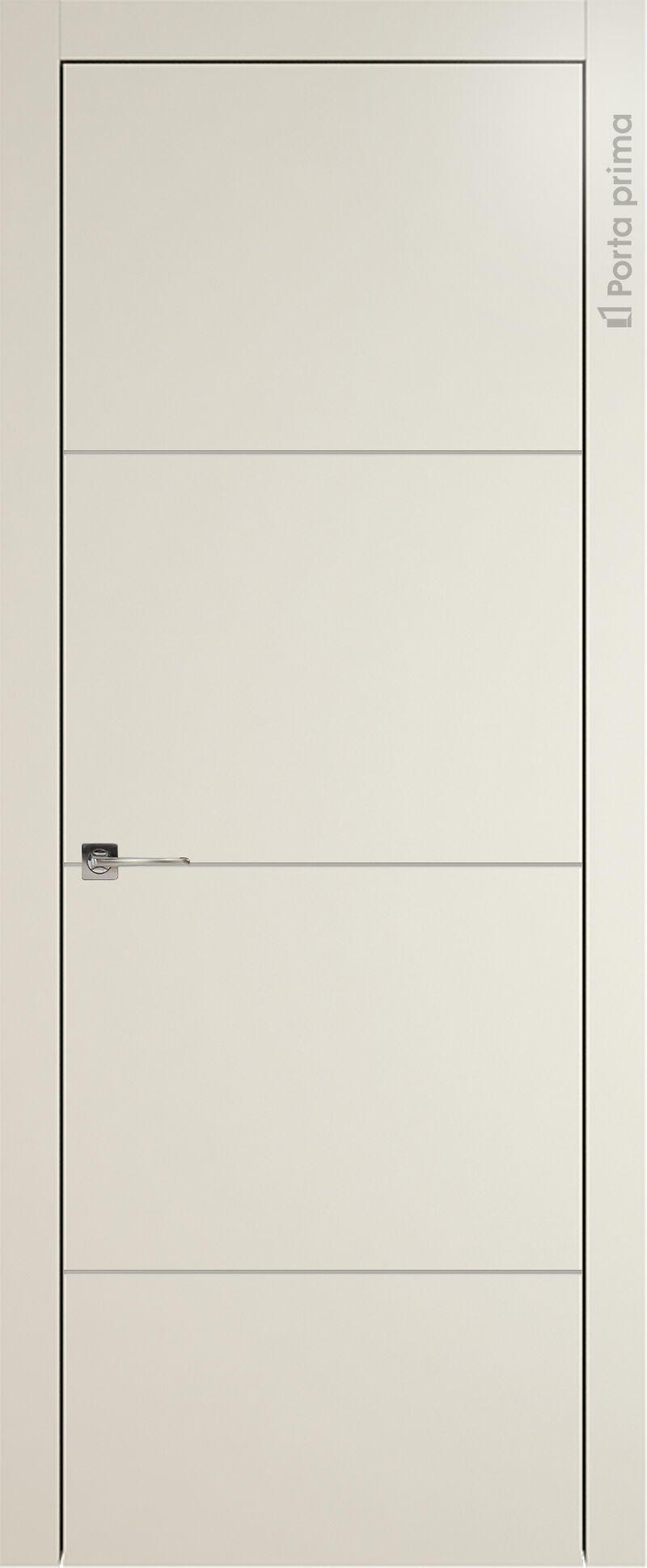 Tivoli Г-2 цвет - Жемчужная эмаль (RAL 1013) Без стекла (ДГ)