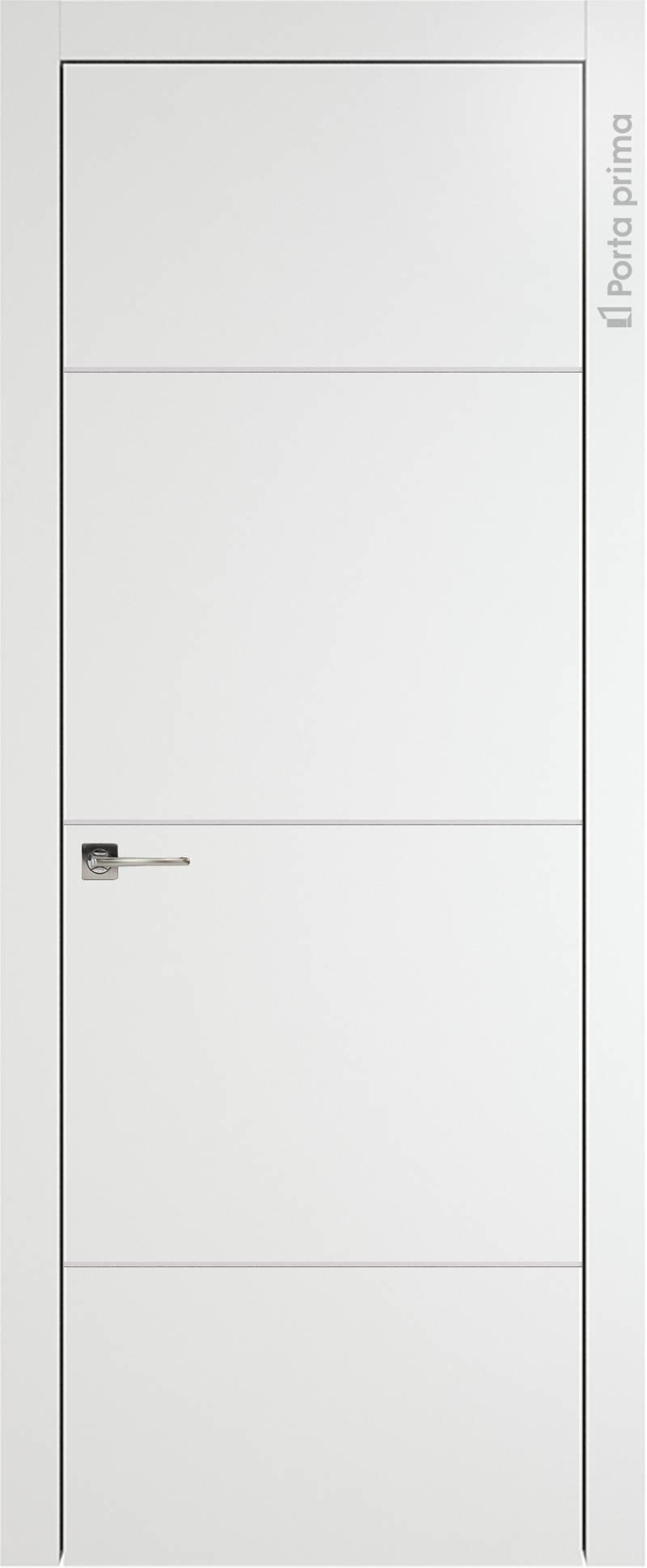 Tivoli Г-3 цвет - Белая эмаль (RAL 9003) Без стекла (ДГ)