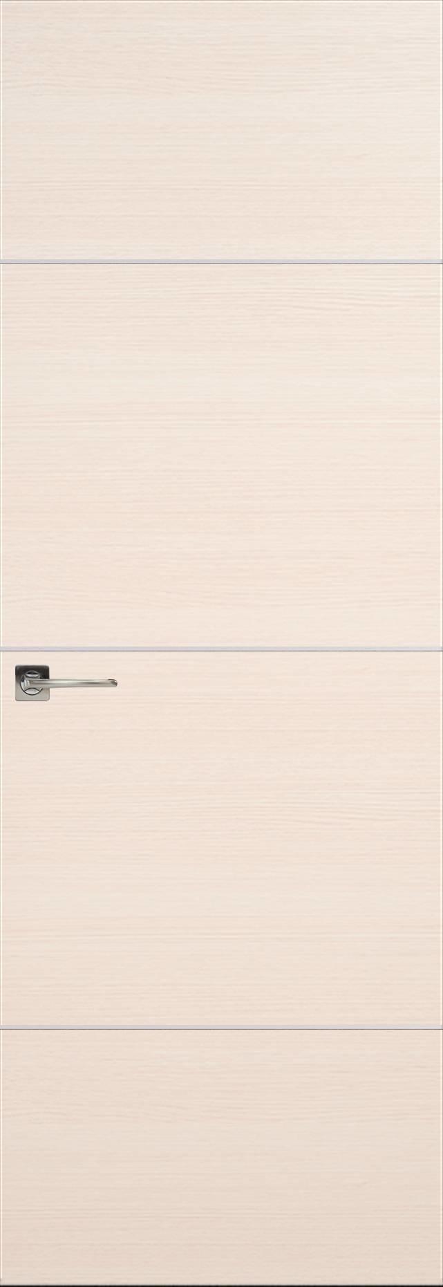 Tivoli Г-3 Invisible цвет - Беленый дуб Без стекла (ДГ)