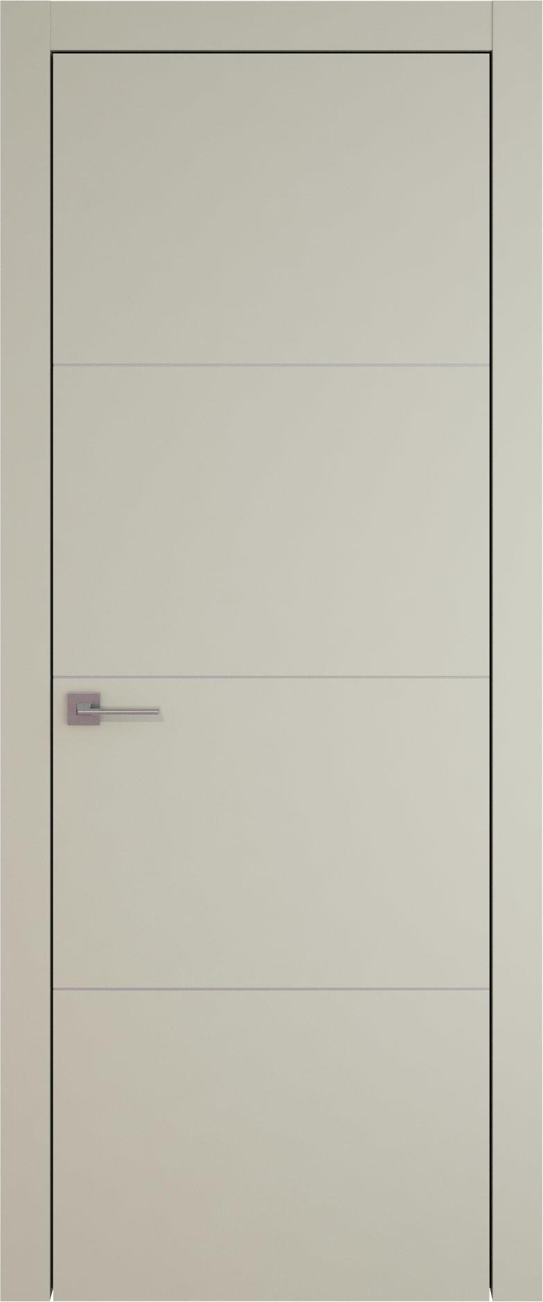 Tivoli Г-3 цвет - Серо-оливковая эмаль (RAL 7032) Без стекла (ДГ)