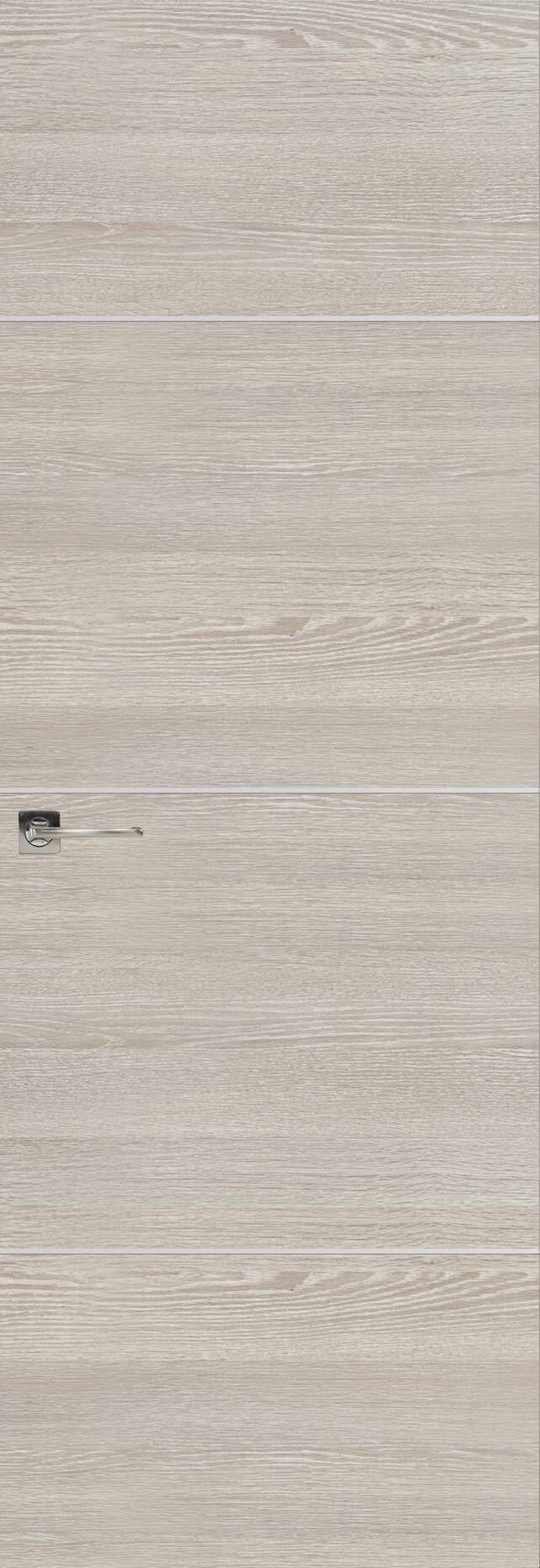 Tivoli Г-3 Invisible цвет - Серый дуб Без стекла (ДГ)