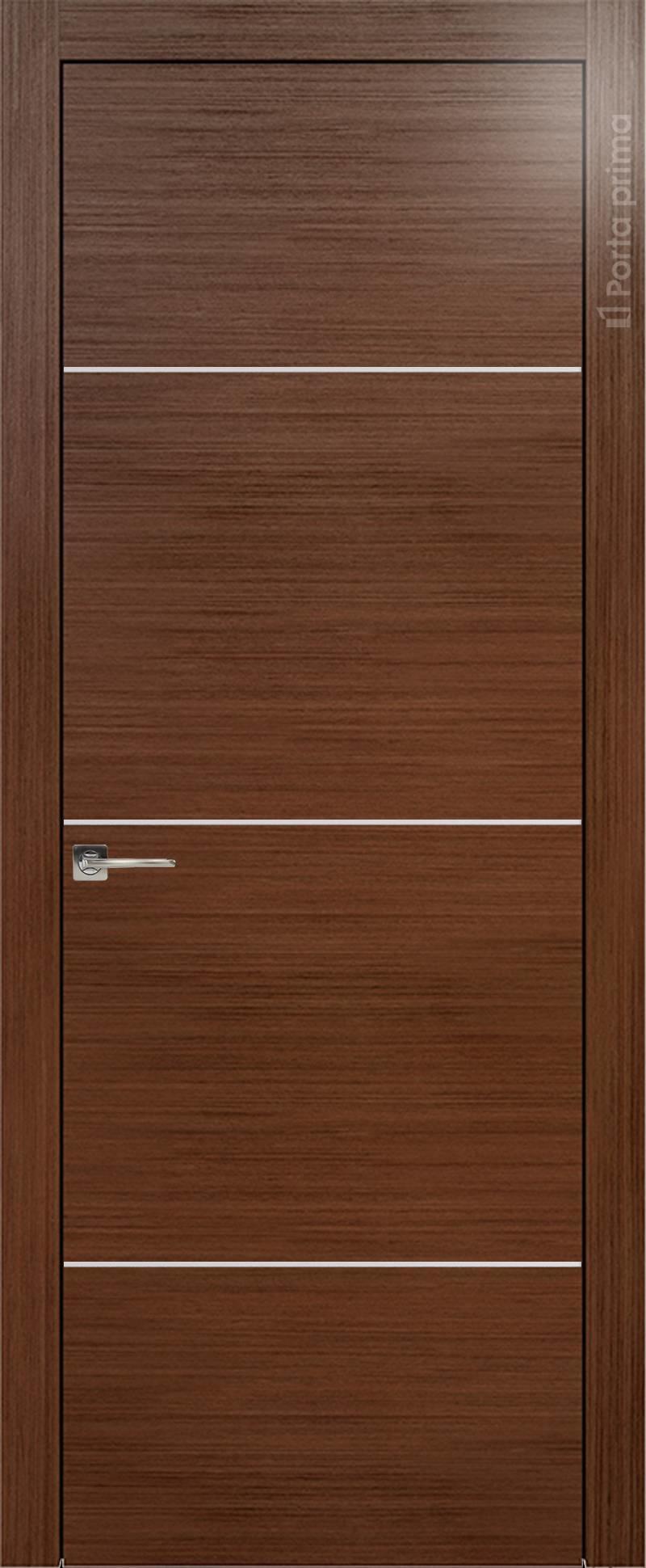 Tivoli Г-3 цвет - Темный орех Без стекла (ДГ)