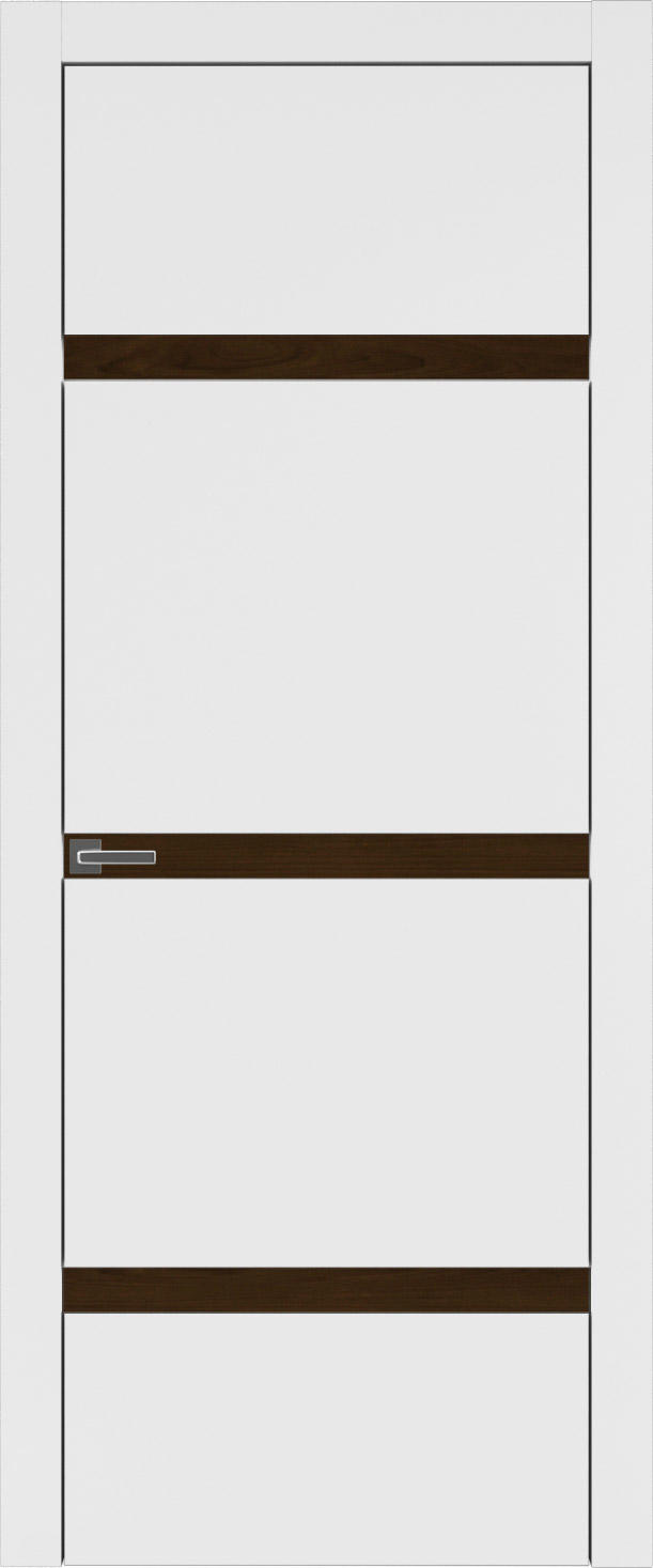 Tivoli Г-4 цвет - Белая эмаль (RAL 9003) Без стекла (ДГ)