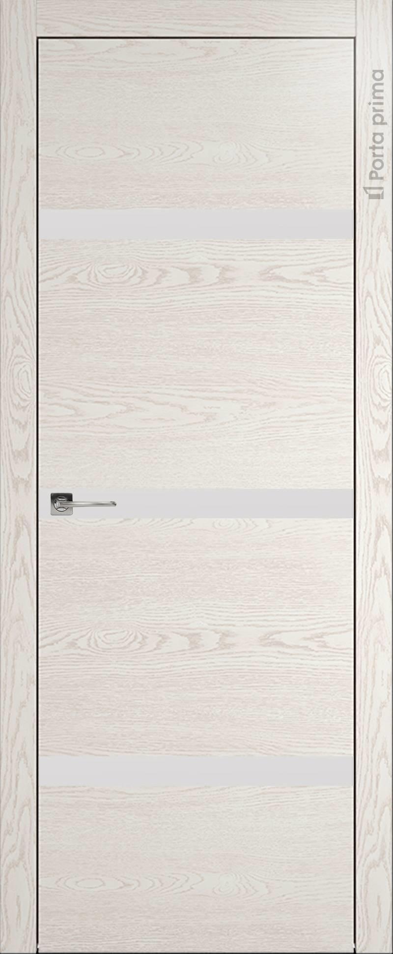 Tivoli Г-4 цвет - Белый ясень (nano-flex) Без стекла (ДГ)
