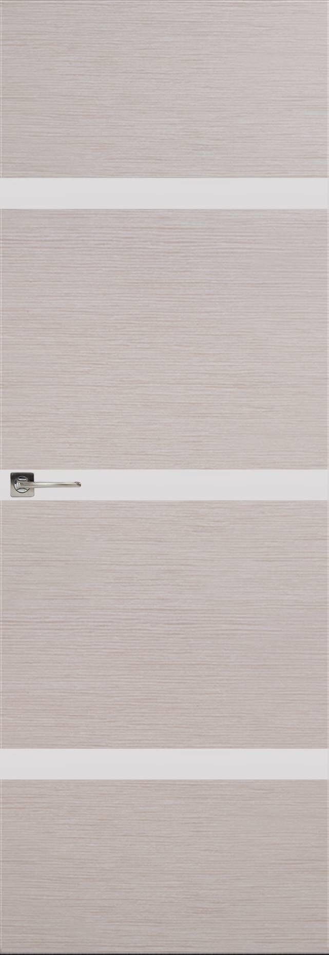 Tivoli Г-4 Invisible цвет - Дымчатый дуб Без стекла (ДГ)