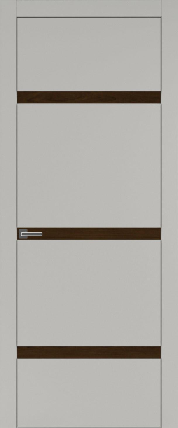 Tivoli Г-4 цвет - Серая эмаль (RAL 7047) Без стекла (ДГ)