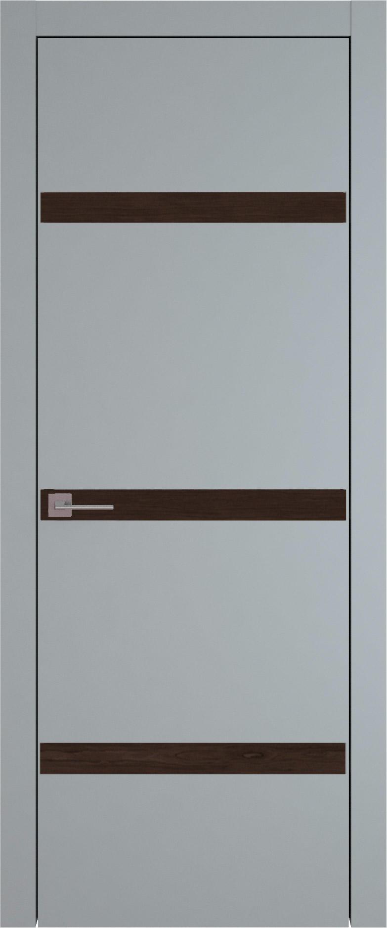 Tivoli Г-4 цвет - Серебристо-серая эмаль (RAL 7045) Без стекла (ДГ)